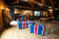 Hire Space - Venue hire The Porter Tun  at The Brewery