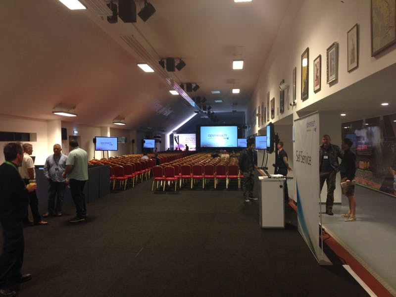 Photo of The Olympic Bar at Allianz Park