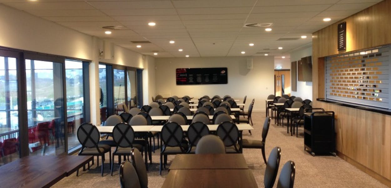Photo of Players Lounge at Allianz Park