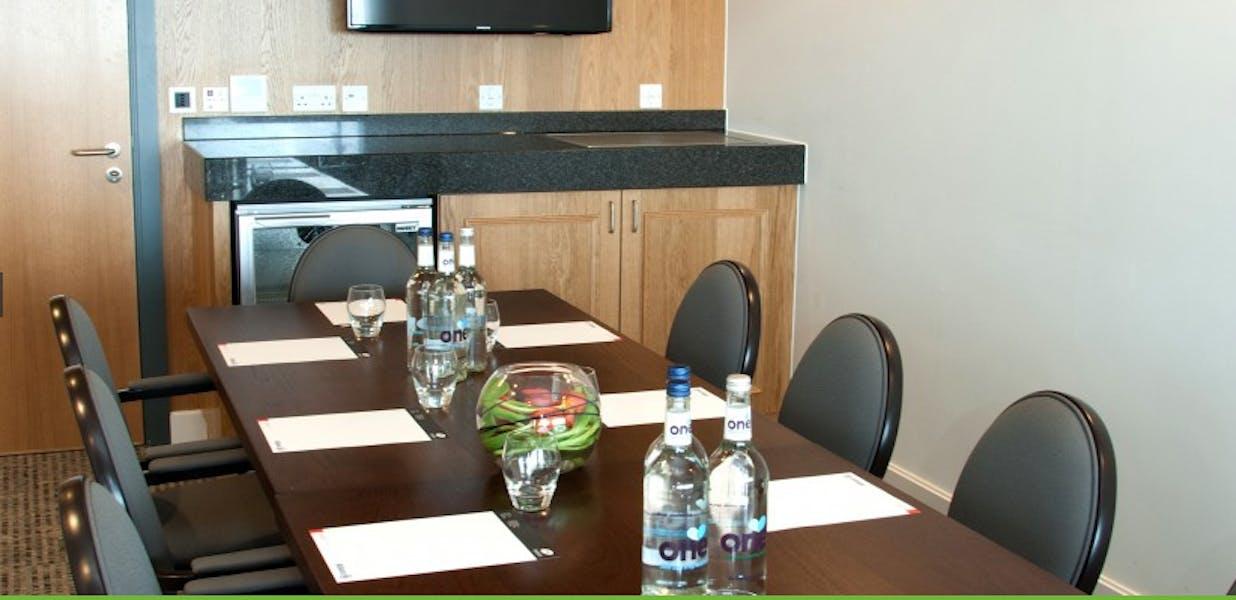 Photo of Executive Boxes at Allianz Park