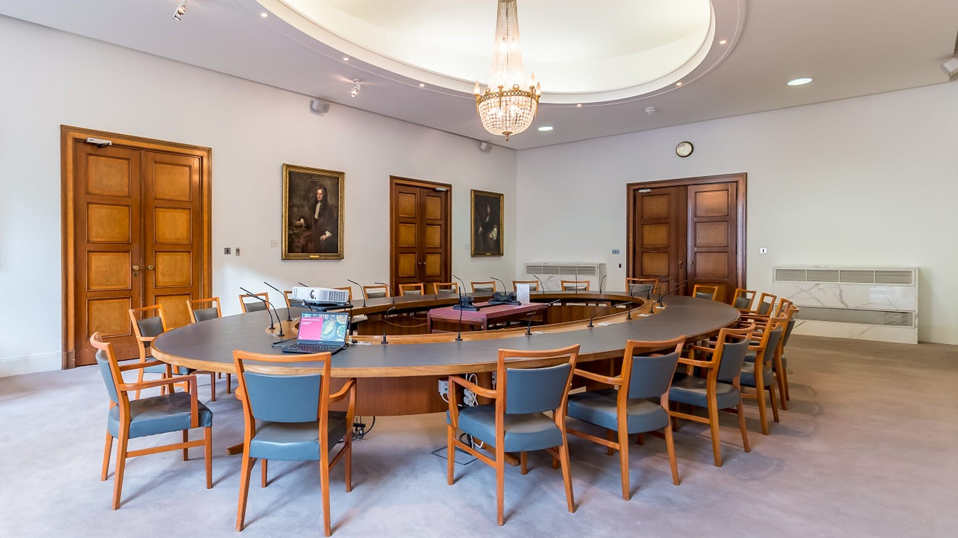 ... Hire Space - Venue hire The Council Room at The Royal Society