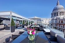 Hire Space - Venue hire Sky Bar at Grange St. Paul's Hotel