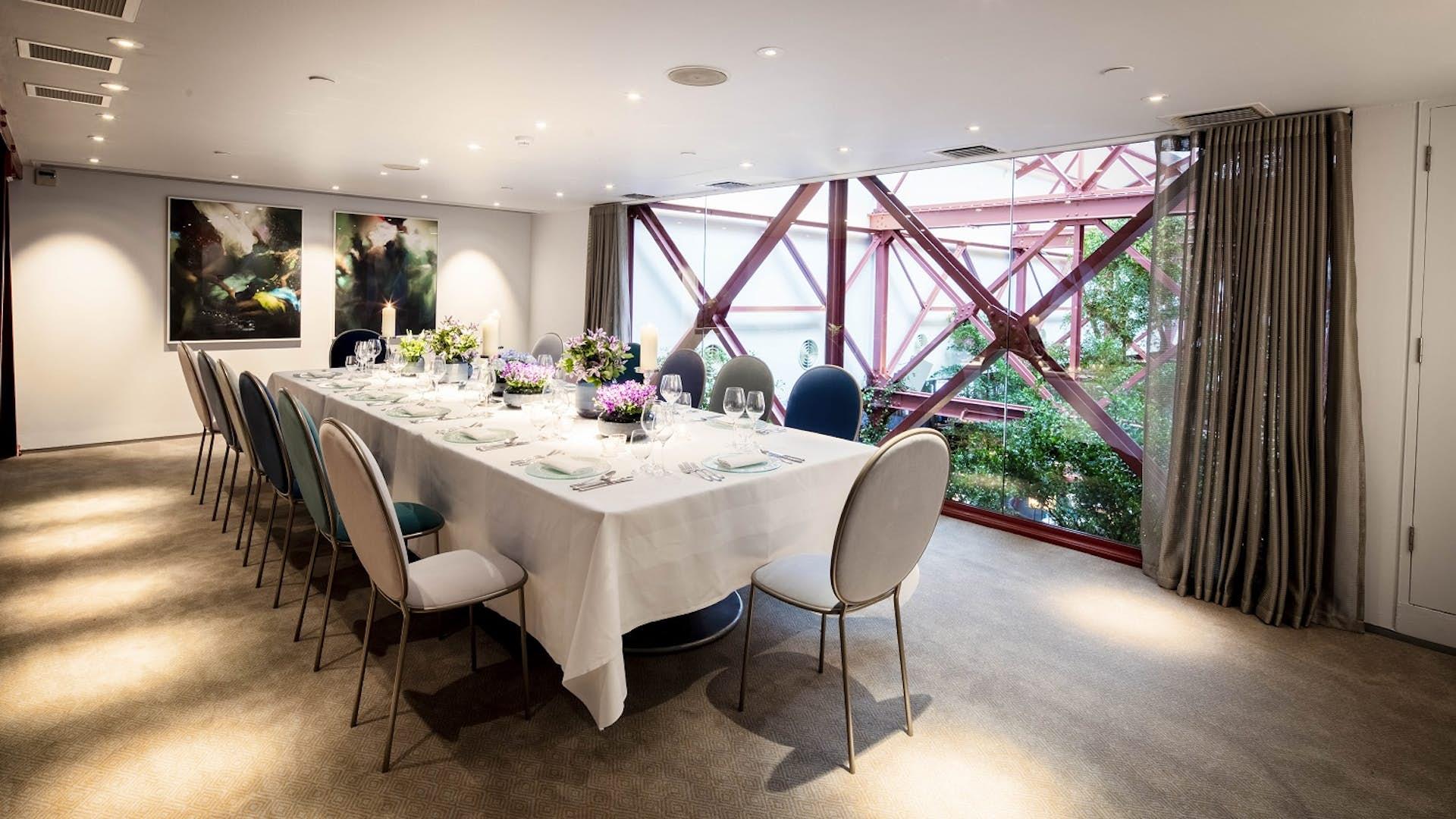 Mezzanine Room | Dining Hire | Bluebird Chelsea