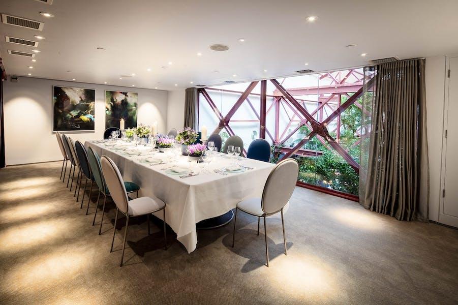 Photo of Mezzanine Room at Bluebird Chelsea