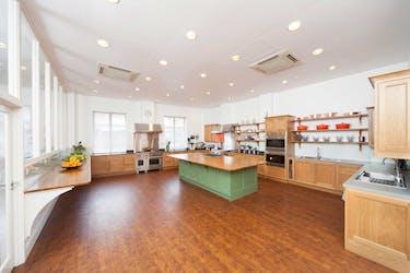 Hire Space - Venue hire Sicilian Kitchen at Venturi's Table