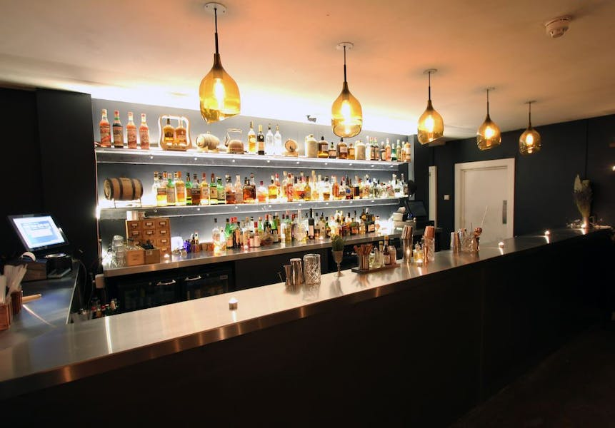 Photo of Whole Venue at Looking Glass Cocktail Club