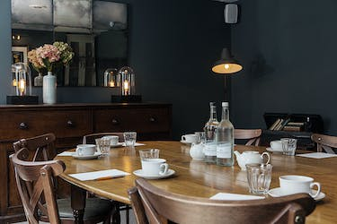 Hire Space - Venue hire Private Dining Room at Brasserie Blanc Charlotte Street