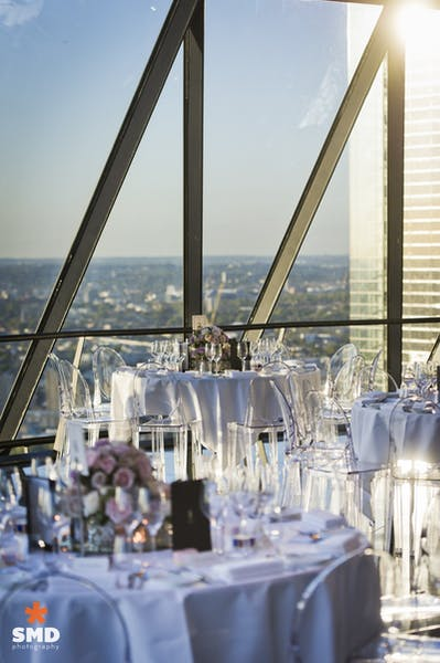 Photo of Exclusive events space at Searcys Gherkin