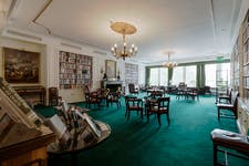 Hire Space - Venue hire The Library at Army & Navy Club