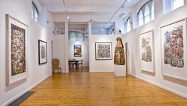 Hire Space - Venue hire Gallery, Courtyard & Kitchen at October Gallery
