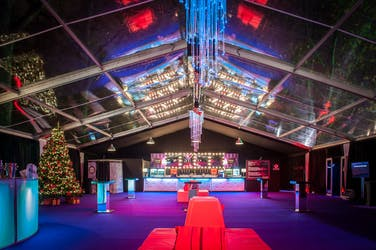 Hire Space - Venue hire Cirque Shanghai at The Bloomsbury Big Top