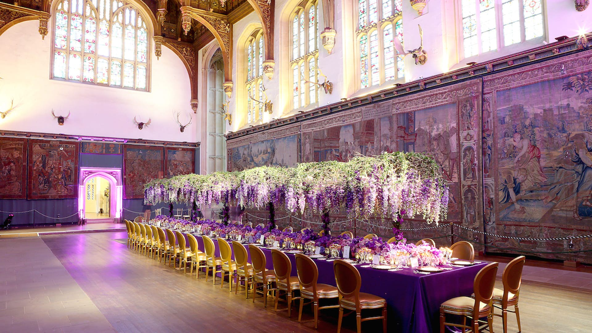 Hampton Court Palace Great Hall