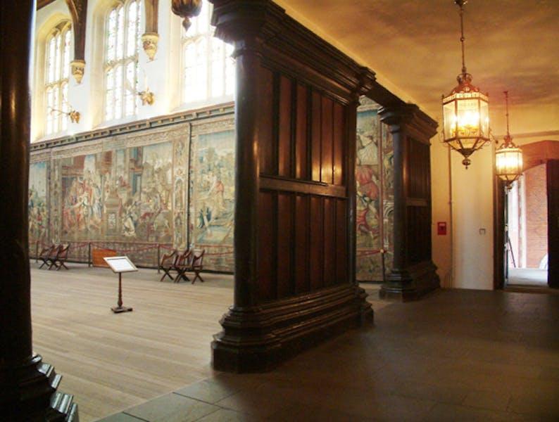 Photo of Great Hall at Hampton Court Palace