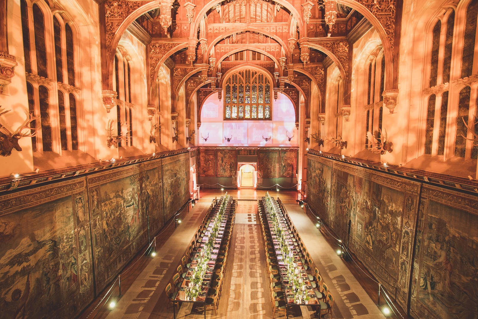 Great Hall Dining Hire