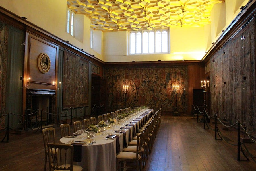 Photo of Great Watching Chamber  at Hampton Court Palace