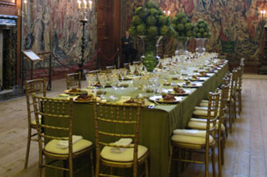 Photo of Great Watching Chamber  at Hampton Court Palace