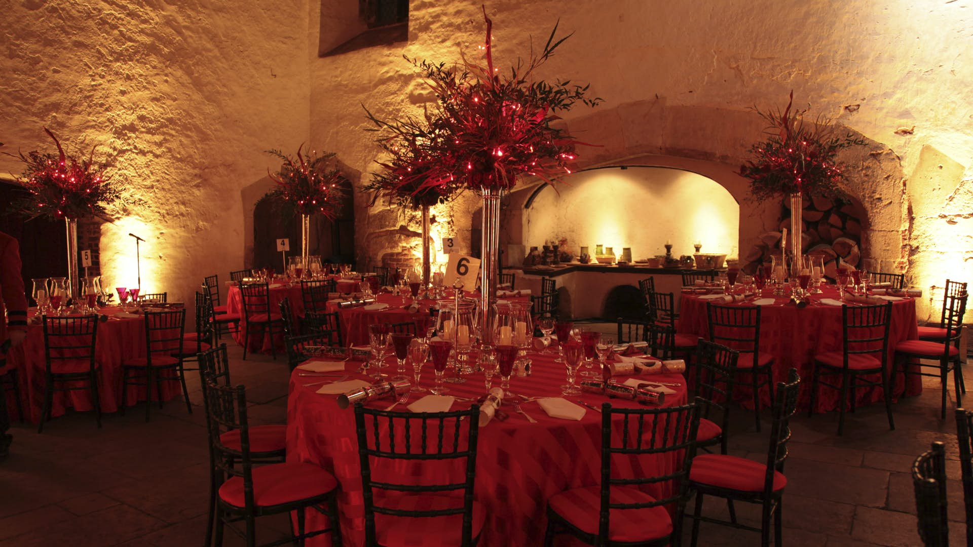 Tudor Kitchens | Events Hire | Hampton Court Palace