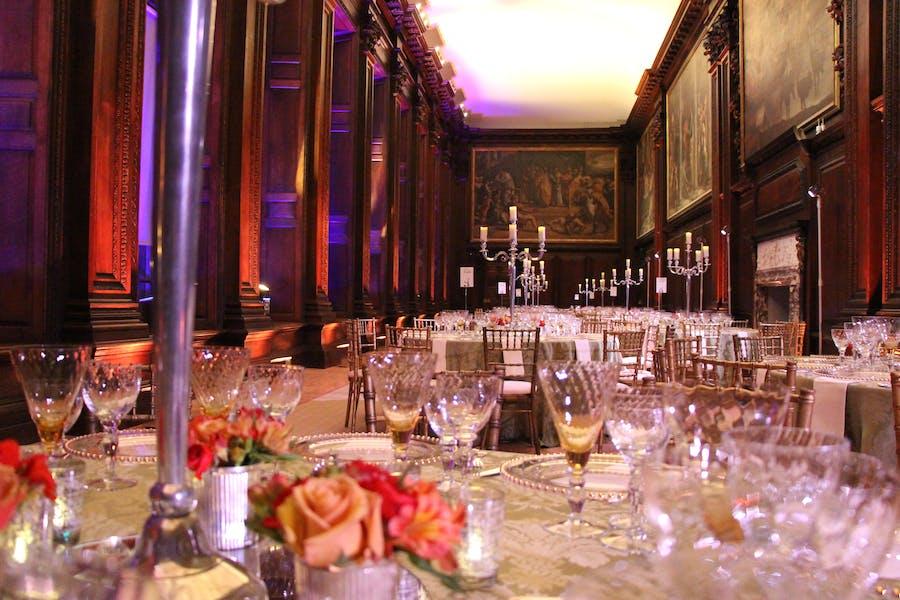 Photo of Cartoon Gallery at Hampton Court Palace