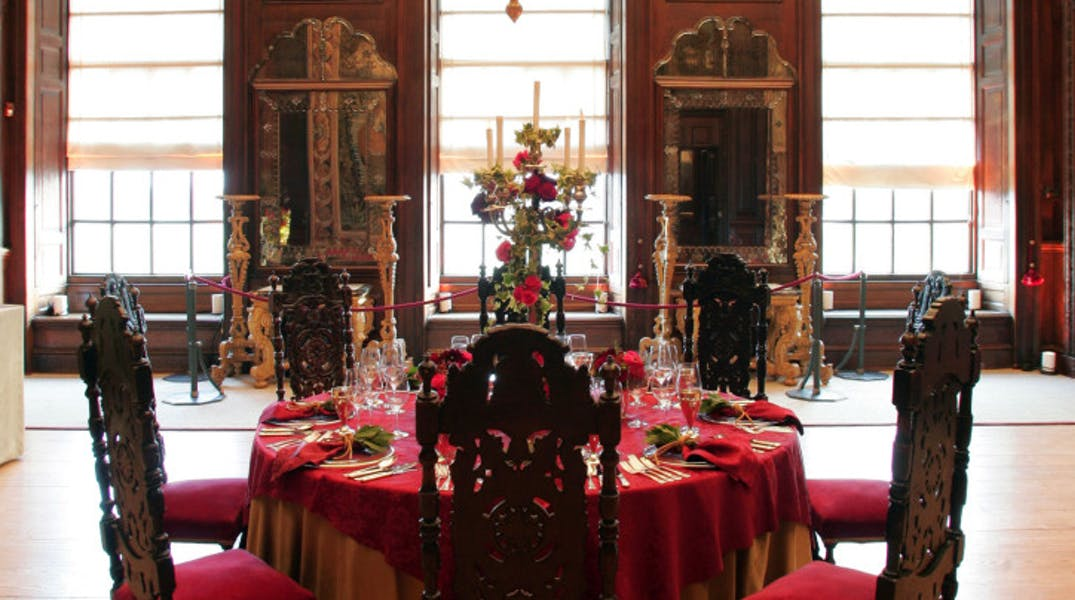 Photo of The Kings Eating Room at Hampton Court Palace
