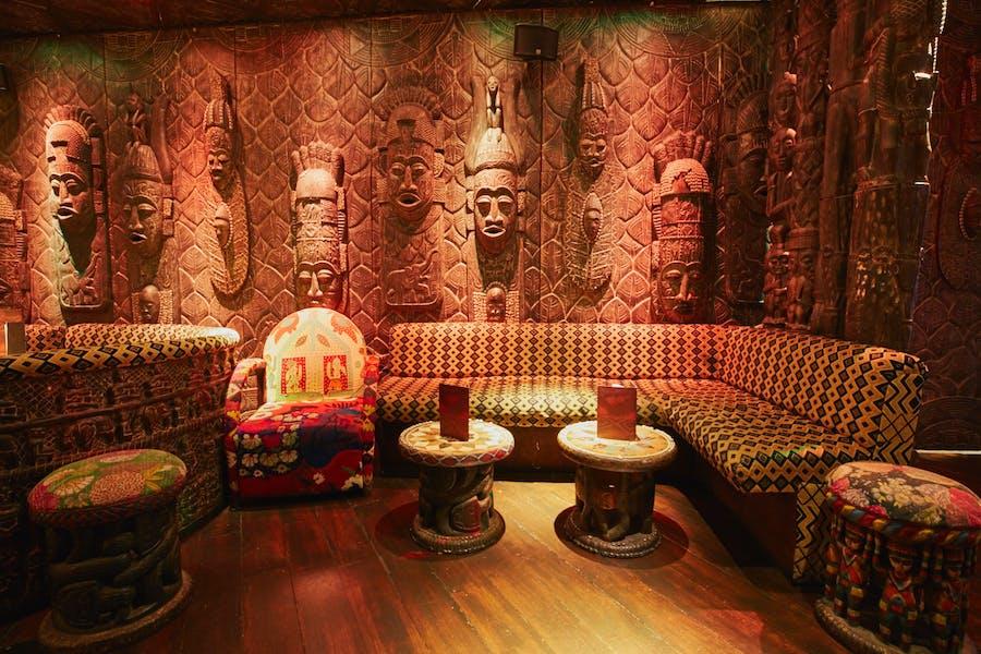 Photo of Full Venue at Shaka Zulu