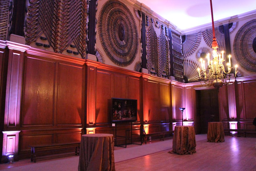 Photo of King's Guard Chamber  at Hampton Court Palace