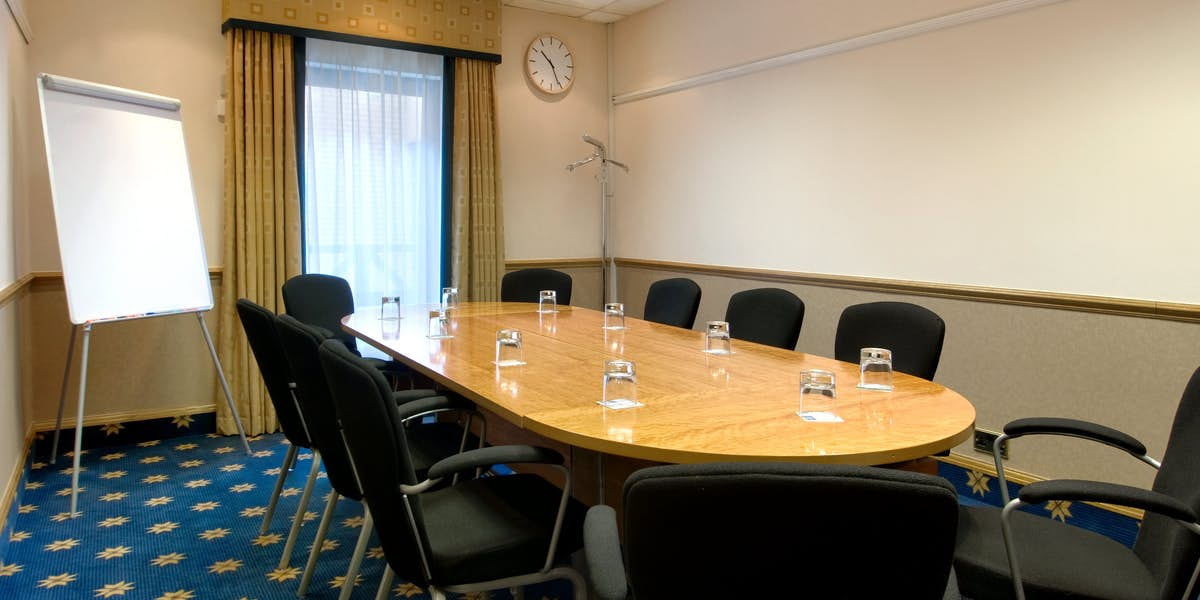 Hilton Manchester Airport Meeting Room