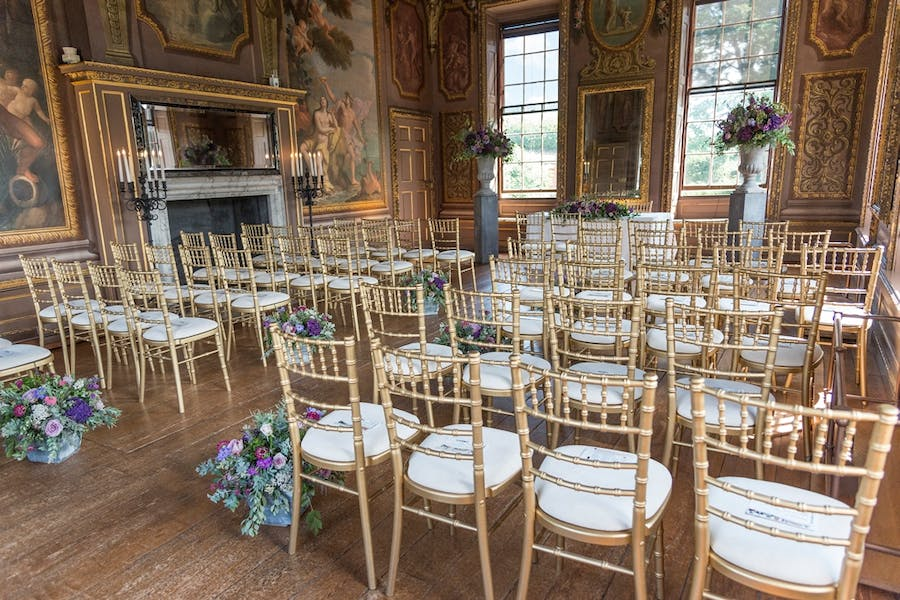 Photo of Little Banqueting House at Hampton Court Palace