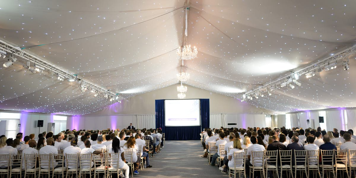Photo Of Event E At The Garden Room Syon Park