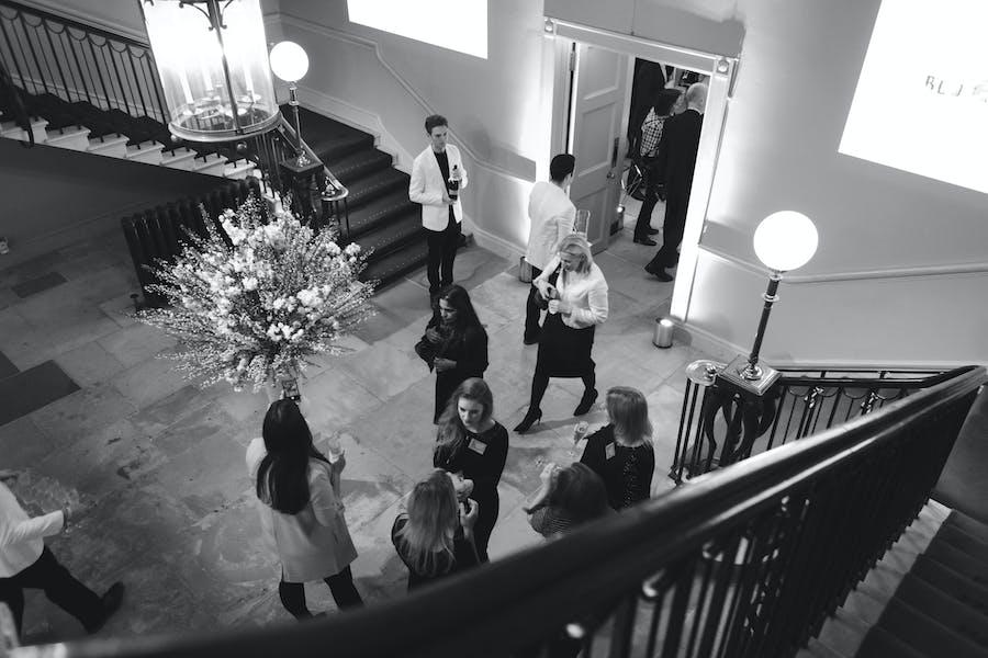 Photo of Entrance Hall at Kensington Palace