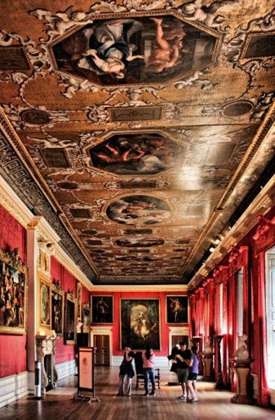 Photo of King's Gallery at Kensington Palace