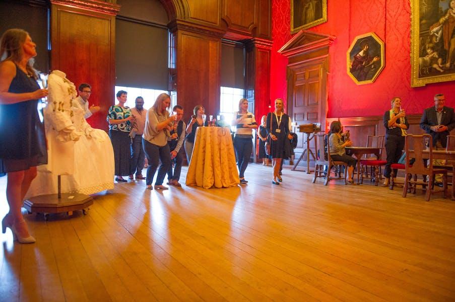 Photo of King's Drawing Room at Kensington Palace