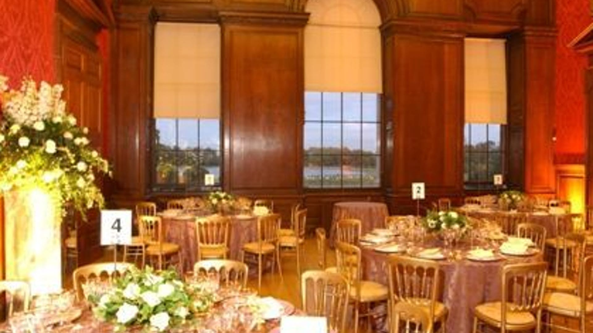 King 39 S Drawing Room Dining Hire Kensington Palace