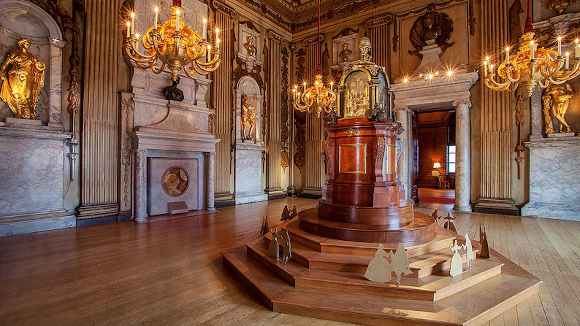 Hire E Venue Cupola Room At Kensington Palace