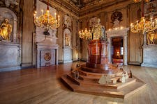 Hire Space - Venue hire Cupola Room at Kensington Palace