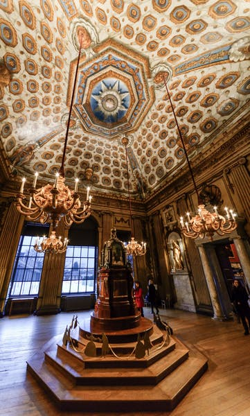 Photo of Cupola Room at Kensington Palace