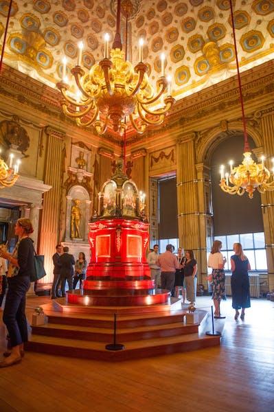 Photo of Cupola Room at Kensington Palace