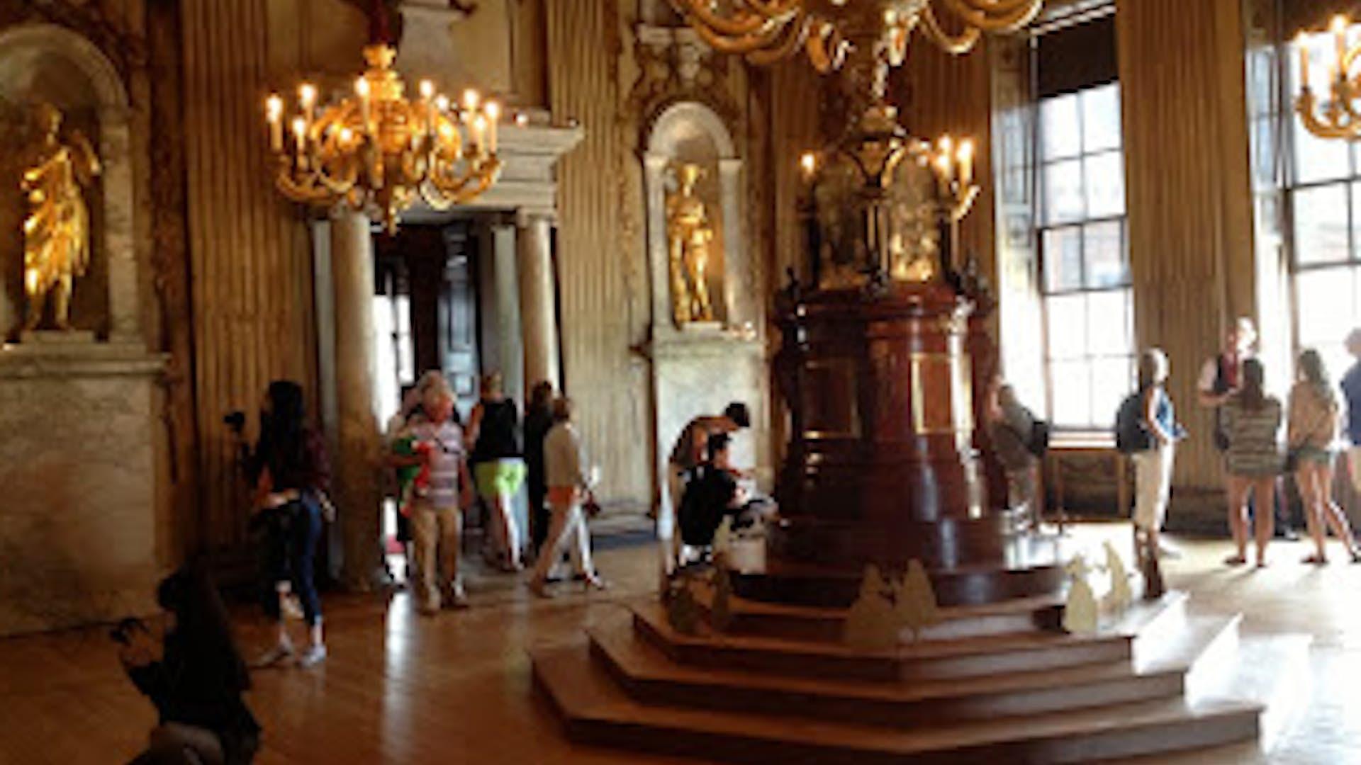 Cupola Room Dining Hire Kensington Palace