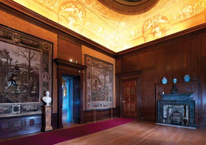 Photo of Privy Chamber at Kensington Palace