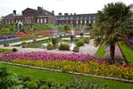 Sunken Garden at Kensington Palace