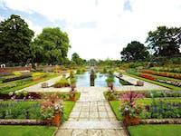 Hire Space - Venue hire Sunken Garden at Kensington Palace