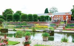 Hire Space - Venue hire Sunken Garden at Kensington Palace