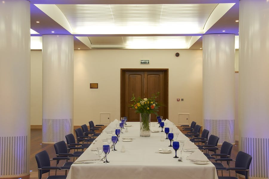 Photo of Reception Hall at Rooms on Regent's Park