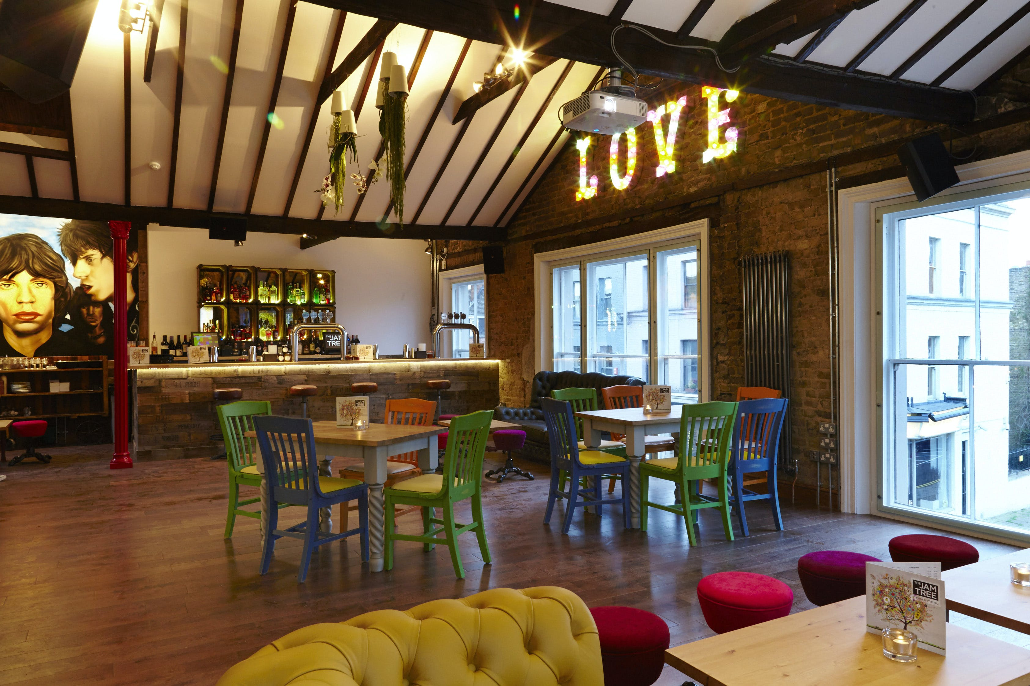 the loft bar events hire the jam tree chelsea rh hirespace com