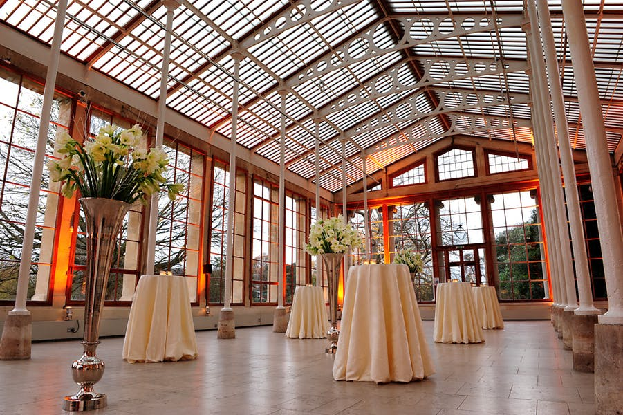 Photo of Nash Conservatory at Kew Gardens