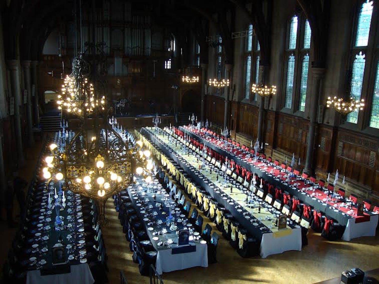 weddings whitworth hall