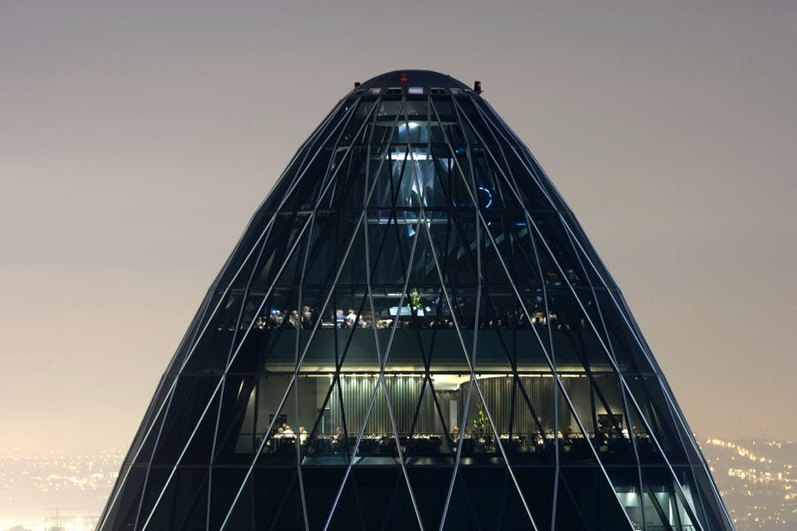Photo of Exclusive events space at Searcys at the Gherkin