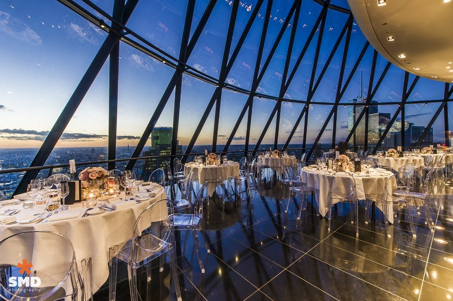 Photo of The Dome at Searcys at The Gherkin