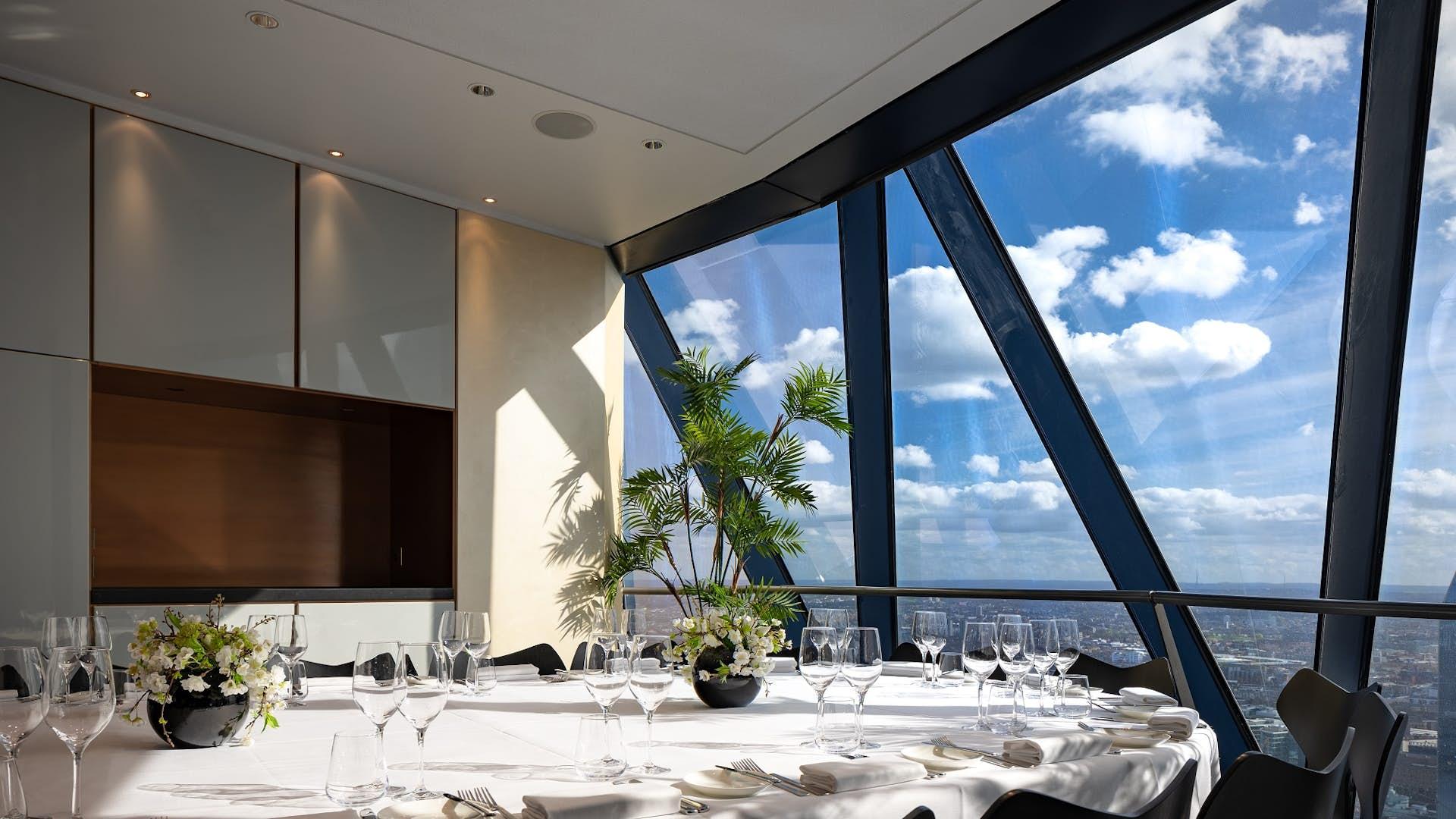 Chivas Dining Room Menu