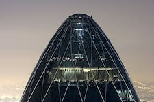 Hire Space - Venue hire Perrier-Jouët Dining Room at Searcys at The Gherkin