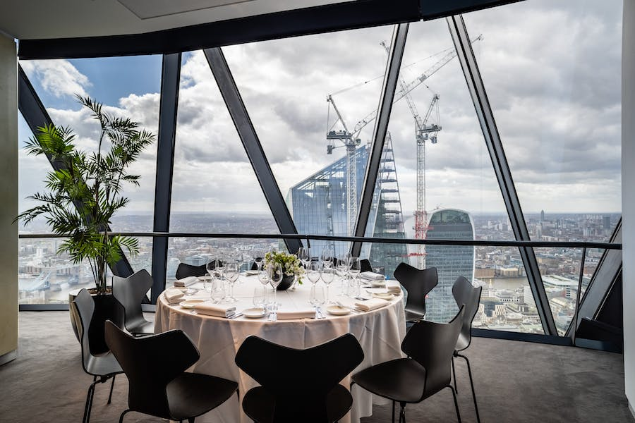 Photo of Stratus room or Alto room at Searcys Gherkin